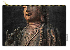 Carry-all Pouch featuring the photograph Ancient Peace by Daniel Hagerman