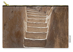 Ancient Stairs Carry-all Pouch