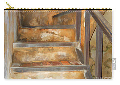 Ancient Stairway Carry-all Pouch