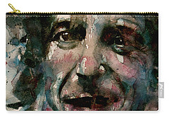 And She Feeds You Tea And Oranges That Come All The Way From China  Carry-all Pouch by Paul Lovering
