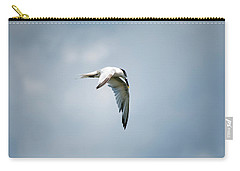 And Still The World Terns Carry-all Pouch