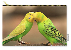 And Then He Kissed Me Carry-all Pouch