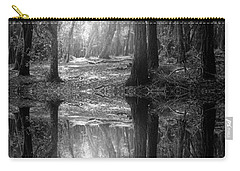 And There Is Light In This Dark Forest Carry-all Pouch