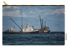 Carry-all Pouch featuring the photograph Kornat And Western Investor by Randy Hall
