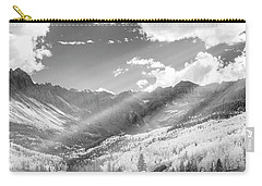 Carry-all Pouch featuring the photograph And You Feel The Scene by Jon Glaser