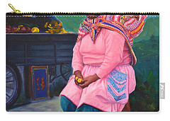 Andean Mama Carry-all Pouch
