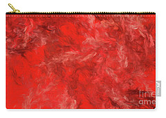 Carry-all Pouch featuring the digital art Andee Design Abstract 6 2015 by Andee Design