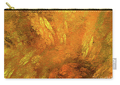 Carry-all Pouch featuring the digital art Andee Design Abstract 79 2017 by Andee Design