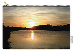 Anderson Stormwater Park In Rockledge Florida Carry-all Pouch