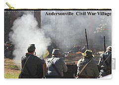 Andersonville Civil War Village Carry-all Pouch