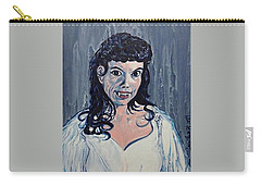 Andree Melly As Gina In The Brides Of Dracula  Carry-all Pouch