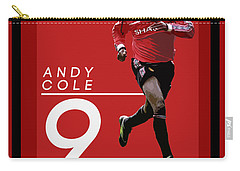 Andy Cole Carry-all Pouch