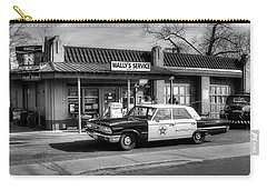 Andy Griffith And Mayberry Carry-all Pouch