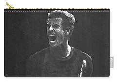 Andy Murray Carry-all Pouch by Semih Yurdabak