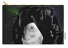 Andy Warhol Carry-all Pouch by Semih Yurdabak