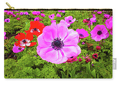 Anemone City  Carry-all Pouch