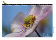 Anemone Tomentosa Close Up Carry-all Pouch