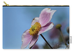 Anemone Tomentosa Flower Carry-all Pouch