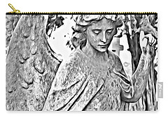 Angel Altered Carry-all Pouch