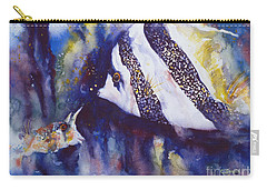 Angel And Unicorn Carry-all Pouch