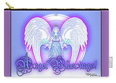Angel Blessings #196 Carry-all Pouch