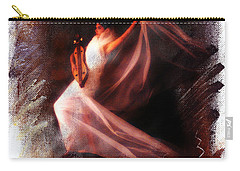 Ballet Angel Carry-all Pouch