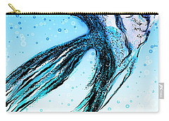 Angel Fish Art Carry-all Pouch