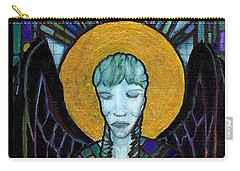 Angel Garbriel Carry-all Pouch