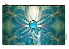 Angel Globe Carry-all Pouch