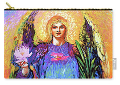 Angel Love Carry-all Pouch