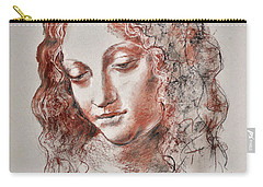 Angel Madonna Carry-all Pouch