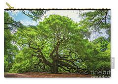 Angel Oak Tree In South Carolina  Carry-all Pouch