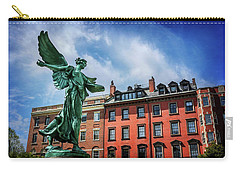 Angel Of Boston  Carry-all Pouch