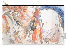 Angel Of Courage Carry-all Pouch