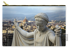 Angel Of Firenze Carry-all Pouch
