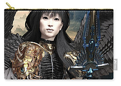 Angel Of Hope Poster Carry-all Pouch