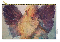 Angel Of Hope Carry-all Pouch