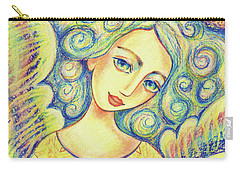 Angel Of Mercy Carry-all Pouch