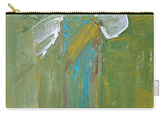 Angel Praise And Worship Carry-all Pouch