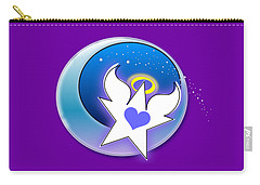 Angel Star Icon Carry-all Pouch