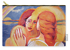 Angel Touch Carry-all Pouch