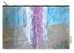 Angel With Confidence Carry-all Pouch