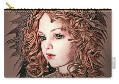 Angelic Doll Carry-all Pouch