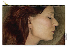 Angelic Portrait Carry-all Pouch