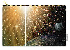 Angelic Star Over Bethlehem Carry-all Pouch