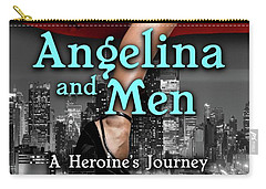 Angelina And Men Carry-all Pouch