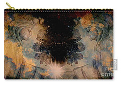 Angels Administering Spiritual Gifts Carry-all Pouch