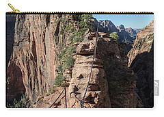 Angels Landing Chains  Carry-all Pouch