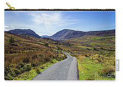 Angels Path Carry-all Pouch by Ian Mitchell