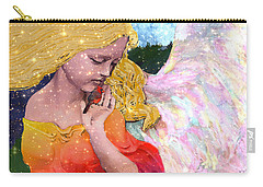 Angels Protect The Innocents Carry-all Pouch